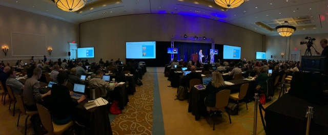 ICS Summit 2019 cybersecurity conference - Jason Tugman and Maggy Powell